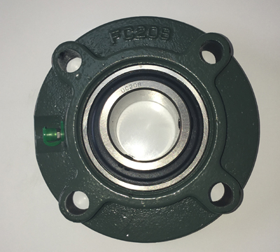 Boss Round Pillow Block Bearing