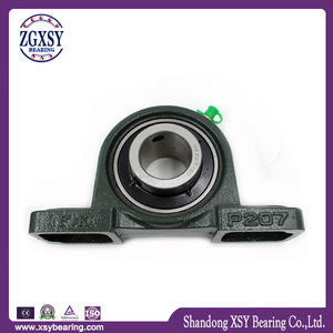 UC Series NSK Pillow Block Bearings Insert Radial Ball Bearing UC206
