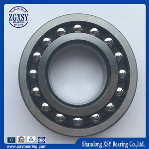 Low Rolling Resistance Zr02 Self-Aligning Ball Bearing 1308