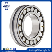 Brass/Steel Cage Spherical Roller Bearing 23136/W33 D180