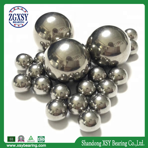 0.35mm~200mm G8 52100 Precision Bearing Chrome Steel Ball