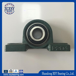 UC218 Bearings P205 P206 UC UCP204 Ucf UCT UCFL Adjustable Pressed Pillow Block Bearing