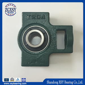 Long Life Different Kinds Spherical Pillow Block Bearing UCT Series