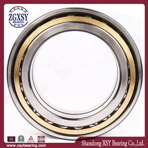 Hot Sale Long Life Angular Contact Ball Bearings with Competitive Price 7021AC