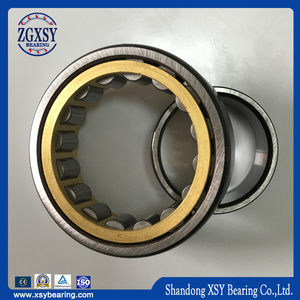 Single Row Nj 308 Bearing Cylindrical Roller Bearings Nu208