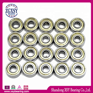 Chrome Steel Sealed 6216 Deep Groove Ball Bearing