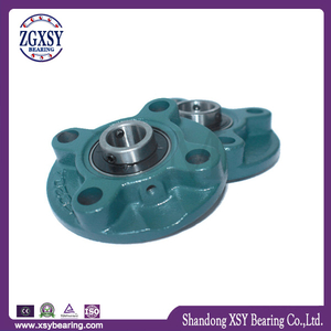 Factory Wholesale Agricultural Machinery Ucfc 205 Pillow Block Bearing
