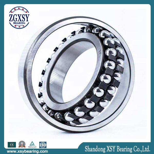 High Limiting Speed 1200 1300 2200 Series Self-Aligning Stainless Steel Self Aligning Ball Bearings