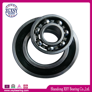 Carbon Steel Deep Groove Ball Bearing Toy Caster Miniature Bearing 605 606 607 608 609zz