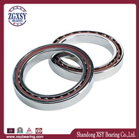 7010c 7010AC P0 P6 P5 Small Angular Contact Ball Bearing
