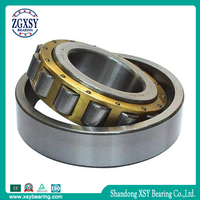 Brass Caged Cylindrical Roller Bearing Nj209e Bearing Nj209 with Brass Or Steel Retainer