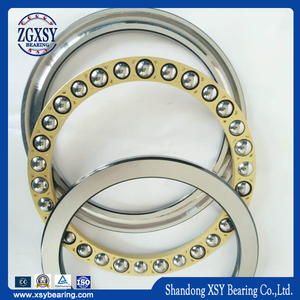 51214 Thrust Ball Bearing with Size 72*105*27mm