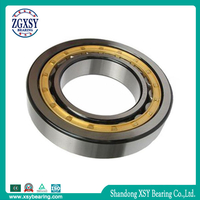 Tunable Machine Tool Spindle Axial Location Cylindrical Roller Bearing Nj210e