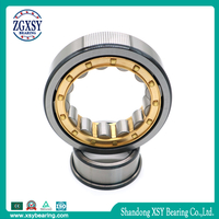 Cylindrical Roller Bearings Nu212m in Stock Bearing Nu Ecp