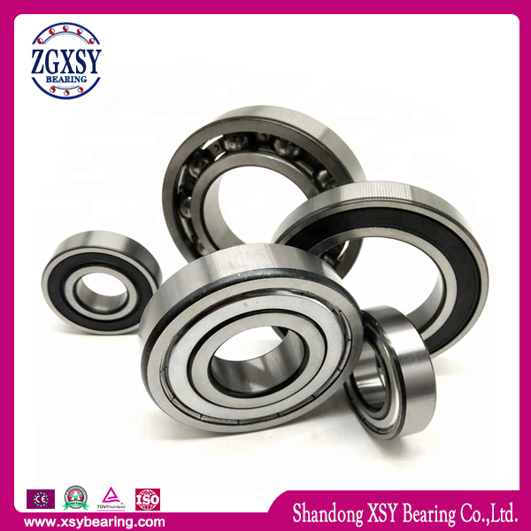 Chrome Steel Sealed 6216 Zz 2RS Deep Groove Ball Bearing